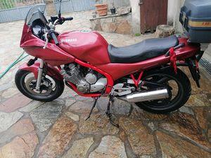 YAMAHA - XJ600