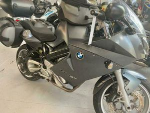 2007 BMW F 800ST - FULL LUGGAGE - ONLY 25K MILRS - USED MOTORCYCLE - GREY | IN POULTON-LE-