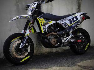 MOTA HUSQVARNA 701 SUPERMOTO (SM) 2020