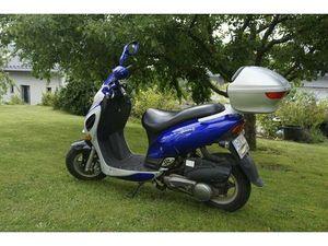 MOTORROLLER QINGQI 125 CCM QM125T-10A SPEEDY ROLLER WENIG KM!!