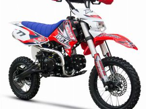 APOLLO MOTORS DĚTKÁ MINI MOTORKA APOLLO GAZELLE 125 CCM + LAMP
