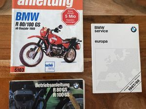 BMW - BMW R80 GS R100 GS