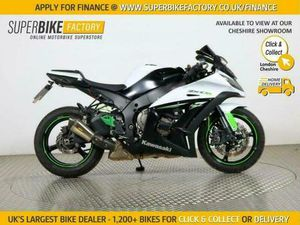 2014 07 KAWASAKI ZX-10R JEF - BUY ONLINE 24 HOURS A DAY | IN MACCLESFIELD, CHESHIRE | GUMT