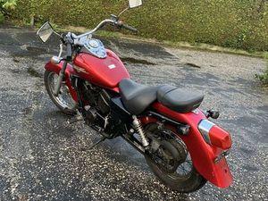 HONDA VT125 SHADOW