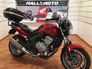 HONDA CBF 600 N ROUGE ABS