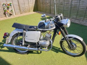 MZ TS125 1985   IN HAXBY, NORTH YORKSHIRE   GUMTREE