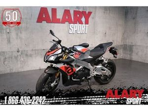 APRILIA TUONO V4 1100RR 2018 USED MOTORCYCLE FOR SALE IN SAINT-JÉRÔME