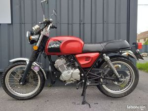 ORCAL ASTOR 125 ROUGE