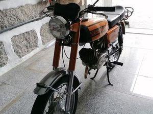 MOTORIZADA PREFECTA 50CC CASAL