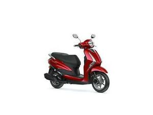 NEW 2021 YAMAHA LTS 125 DELIGHT SCOOTER METALLIC RED IN STOCK