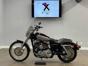 2007 HARLEY DAVIDSON XL1200C-SPORTSTER-1200-CUSTOM