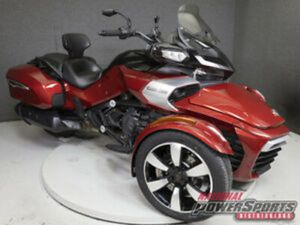 2016 CAN-AM SPYDER F3 T SE6 WABS USED