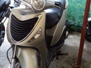 WT MOTORS ATENE 150 CON CENTRALINA ROTTA