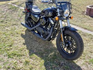 HARLEY-DAVIDSON 1200 XLT 48 MODEL 2016 USED MOTORCYCLE FOR SALE IN LETHBRIDGE