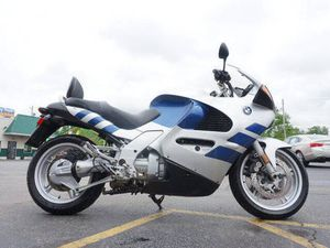 2000 BMW K1200GT