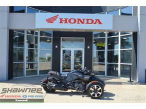 2018 CAN-AM SPYDER F3 -S USED PREMIUM