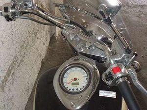 YAMAHA XVZ ROYAL STAR 1300 CHOPPER / CRUISER