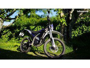 MOTO ÉLECTRIQUE 125 - E TREK - MADE IN FRANCE