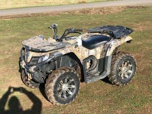CF MOTO 450 S C FORCE 2019 POWER STEERING CAMOUFLAGE LTD EDITION | IN AYR, SOUTH AYRSHIRE