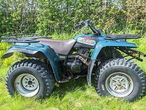 YAMAHA BIG BEAR 350 4X4 QUAD FARM BIKE