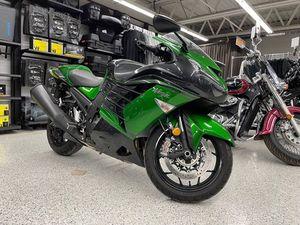 KAWASAKI NINJA ZX-14R ABS 2018 USED MOTORCYCLE FOR SALE IN BARRIE