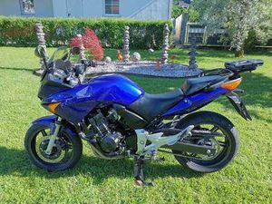 HONDA CBF 600S TOURER