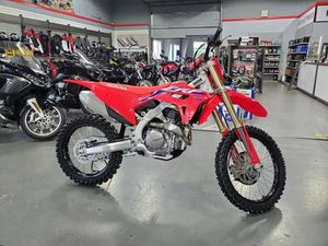 HONDA CRF450R 2022 NEW MOTORCYCLE FOR SALE IN HAMILTON