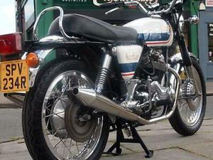 1977 NORTON COMMANDO ROADSTER MK3 850 ELECTRIC START, RESERVED FOR BRIAN.
