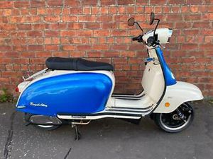 ROYAL ALLOY TG 300 CC S LC ABS – OWN THIS SCOOTER FOR ONLY £22.12 A WEEK!