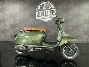 ROYAL ALLOY GP300 S 2021 RETRO SCOOTER