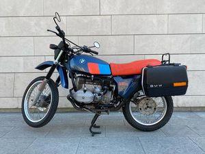 VENDO BMW R 80 G/S D;EPOCA A MILANO (CODICE 8392344)