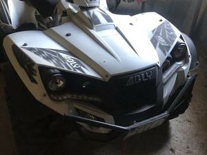 ADLY CONQUEST 600 4X4