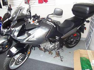 2009 SUZUKI VSTROM 650