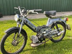 PUCH MAXI MOPED 1980 70CC