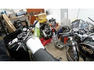 JOB LOT 4 NORTON COMMANDO`S 850 FOR SALE 3 MKIII WITH ELECTRIC AND 1 MK2A