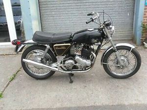 NORTON COMMANDO 750 1971 MATCHING NUMBER RUNNING RIDING PROJECT