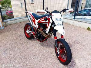 GILERA 600 RCR