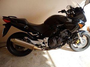 MOTO HONDA CBF 600 SA