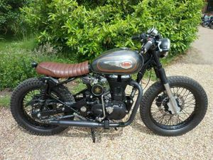 ROYAL ENFIELD BULLET 500 EFI E4, 2017, ONLY 425 MILES, ONE OWNER FROM NEW | IN STOWMARKET,