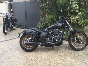 HARLEY DYNA LOW RIDER S