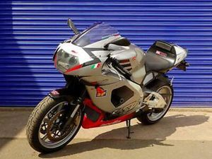 APRILIA RSV1000 MILLE 2003, GREAT CONDITION, EXTRAS, FREE UK MAINLAND DELIVERY
