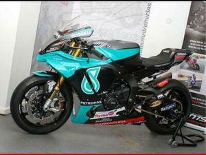 BRAND NEW YAMAHA R1 PETRONAS MOTOGP REPLICA. NUMBER 27 OF 46. £52,995