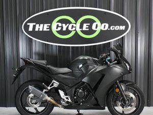 2015 HONDA CBR 300 R