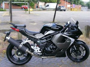 HYOSUNG GT 650 RC SUPERSPORT 2018 79BHP A2 RESTRICT ABLE LOW MILES SWOPS/P/EX OK | IN WOLV