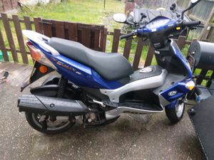 FOR SALE PGO KYMCO 250 REV AND GO FLYS HEATED GRIPS | IN ROTHERHAM, SOUTH YORKSHIRE | GUMT