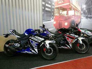 MOTORINI MT125RRI SPORTS LXR