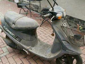 MOTORROLLER PGO COMET E1 SUPER FIFTY