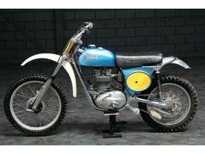 BSA CHENEY VICTOR 500 CC PRE 65 MOTOCROSS