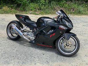 2001 HONDA CBR600 F4