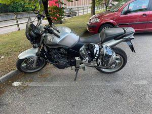 VENDO HONDA CBF 600 N (2005